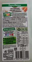 Surimi - Informations nutritionnelles - fr
