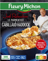 Le parmentier de cabillaud haddock - Produit - fr