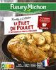 Le Filet de Poulet et ses Pommes de Terre à la Sarladaise - Prodotto