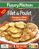 Filet de Poulet Pommes de Terre à la Sarladaise - Produit