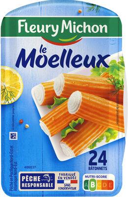 Le bâtonnet Moelleux - 24 bâtonnets - Prodotto - fr