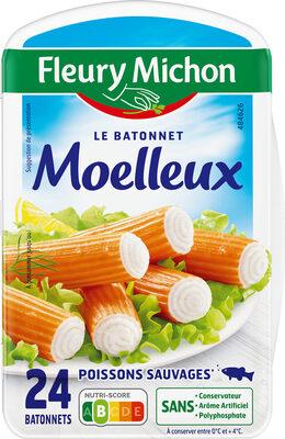 Le bâtonnet Moelleux - 24 bâtonnets - Produit