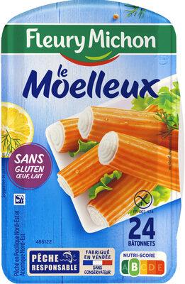 Le bâtonnet Moelleux sans gluten - 24 bâtonnets - Product - fr