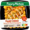 Poulet émincé pommes de terre & champignons - Produit
