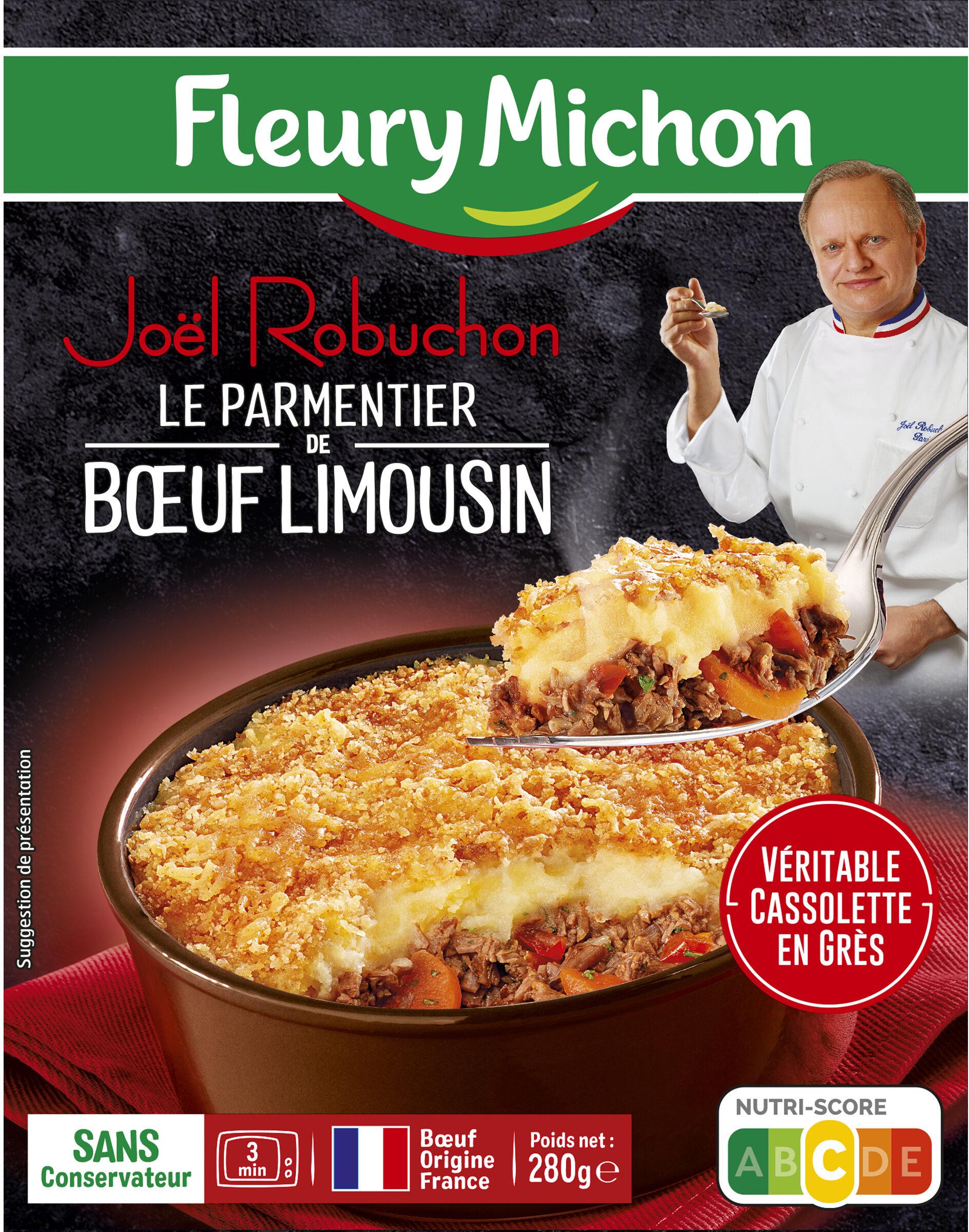 Le parmentier de boeuf Limousin - Produit - fr