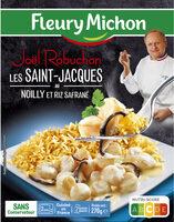Les Saint-Jacques au Noilly et riz safrané - Product - fr