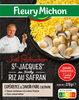 Saint Jacques au Noilly et riz au safran - Product