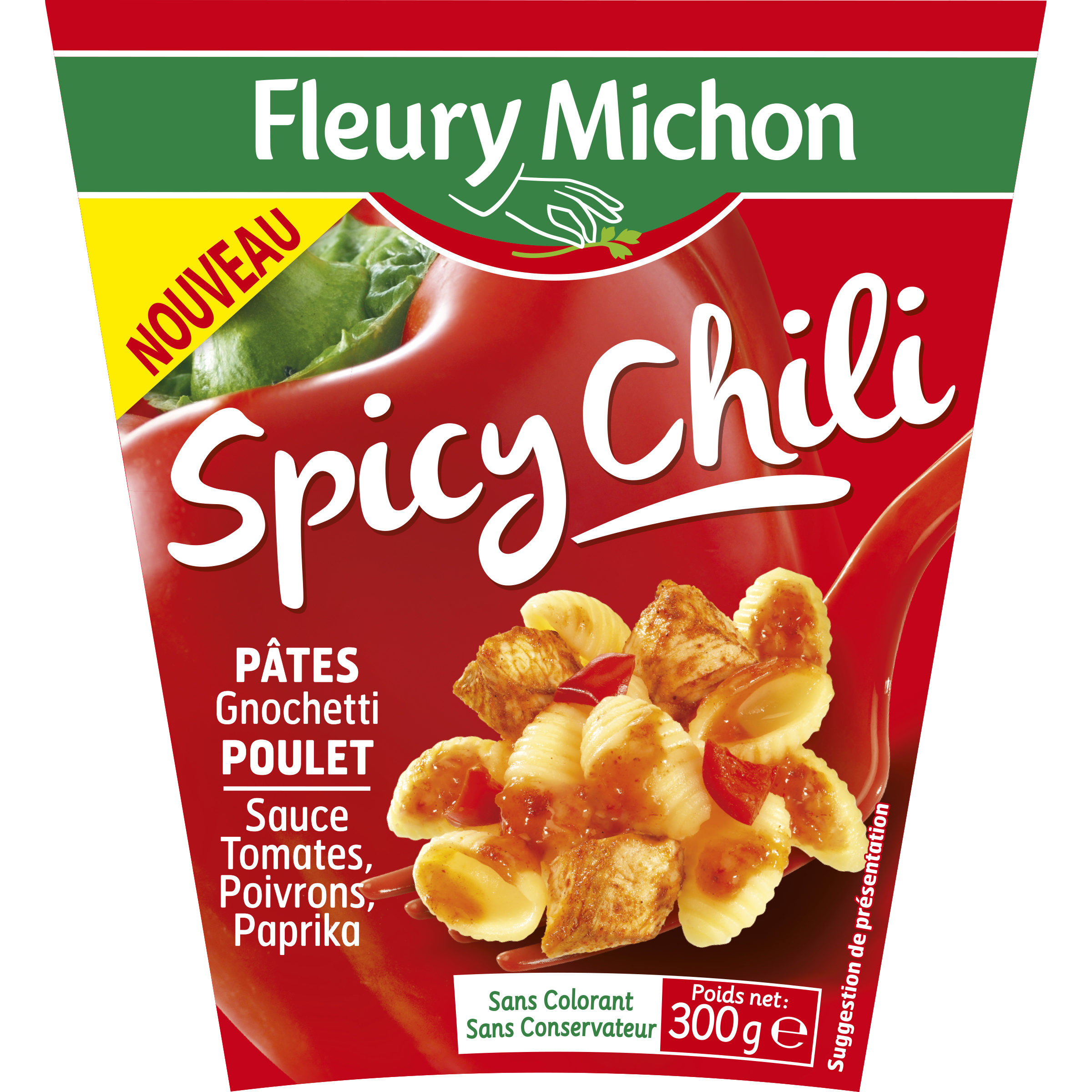 Box Spicy Chili - Produit - fr
