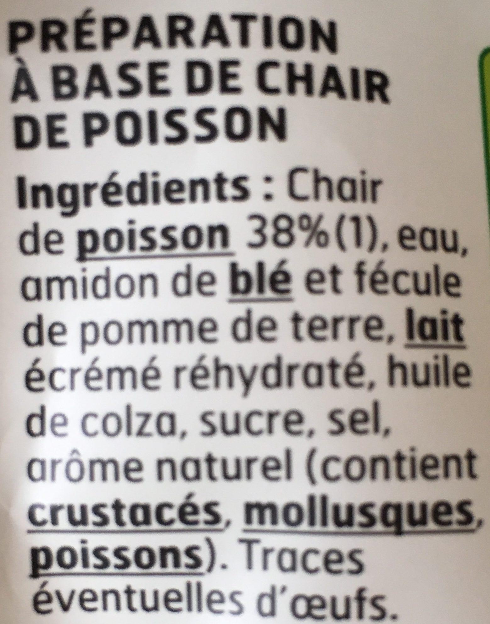 Les Noix de la Mer à poêler - Nature - Ingrédients - fr