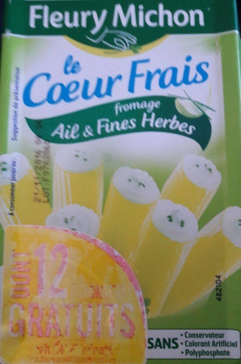 Surimi fromage ail et fines herbes - Prodotto - fr