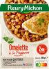 OMELETTE A LA PAYSANNE - pommes de terre lardons champignons - - Product