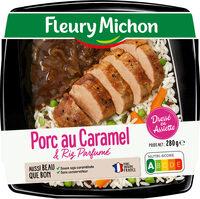 Porc au caramel & riz parfumé - Prodotto - fr
