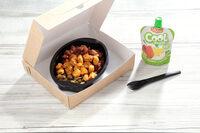 POULET AUX SAVEURS MAROCAINES / COMPOTE DE FRUITS - Product