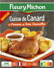 Cuisse de Canard et Pommes de Terre Grenailles - Produit