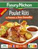 Poulet Rôti et Pommes de Terre Grenailles - Produit