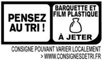 Le Rôti de poulet, Bio - 4 tranches - Istruzioni per il riciclaggio e/o informazioni sull'imballaggio - fr