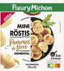 Mini-Röstis pommes de terre et emmental - Product