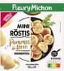 Mini-Röstis pommes de terre et emmental - Produit