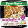 Poulet Tikka Massala & Riz aux petits légumes - Product