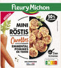 Mini-Röstis pommes de terre & emmental carottes - Product