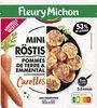 Mini-Röstis pommes de terre & emmental carottes - Produit
