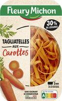 Tagliatelles aux carottes - Produit - fr