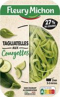 Tagliatelles aux courgettes - Produit - fr
