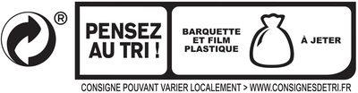 Le supérieur cuit à l'étouffée - tranches fines - 6tr - Recycling instructions and/or packaging information - fr
