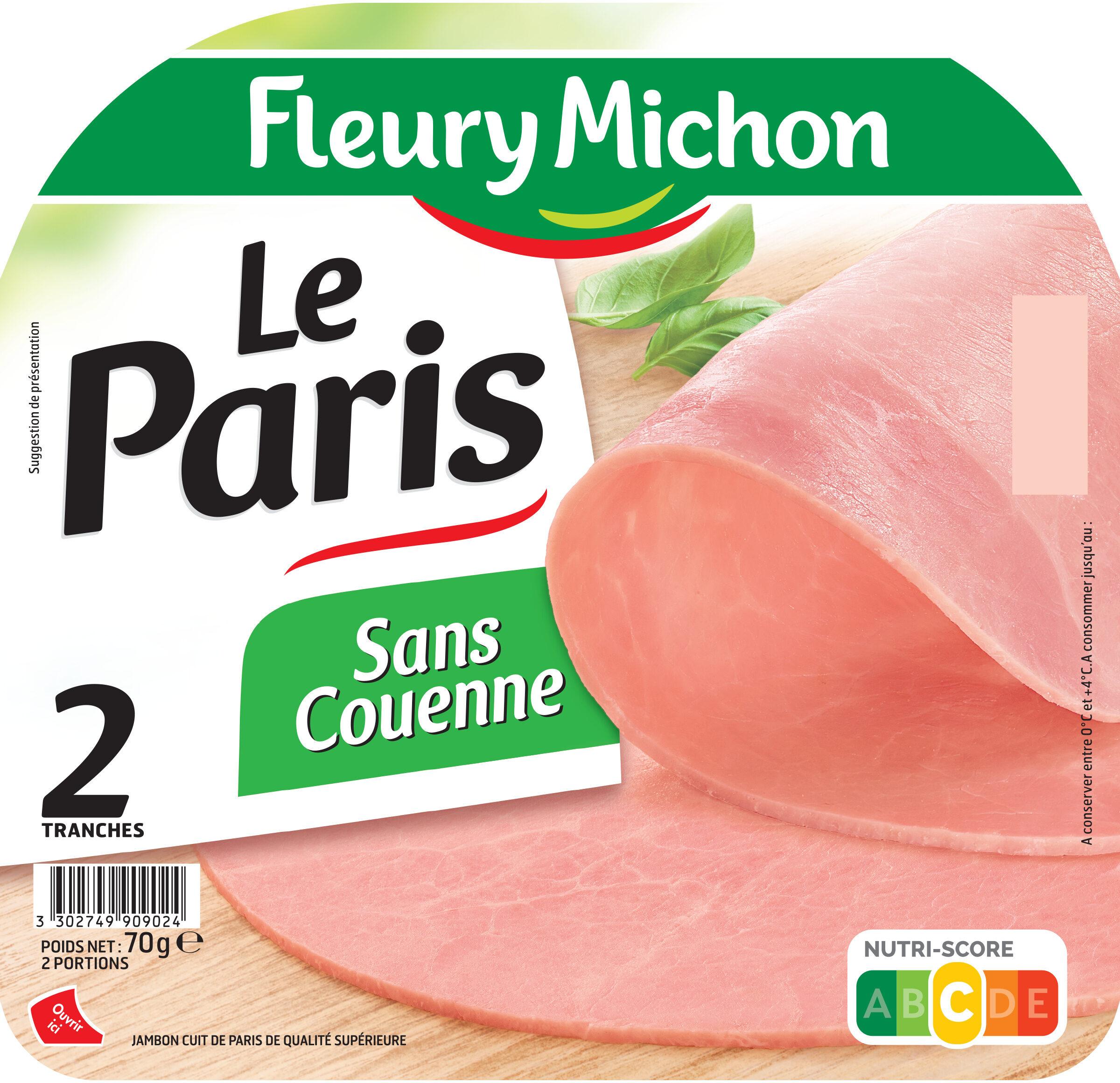 Le Paris sans couenne - 2tr - Produit - fr