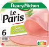 Le Paris sans couenne - 6tr - Produit