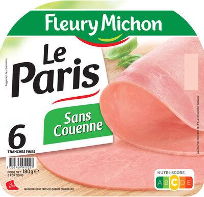 Le Paris sans couenne - 6tr - Product - fr