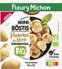 Mini-röstis pommes de terre emmental BIO - Produit