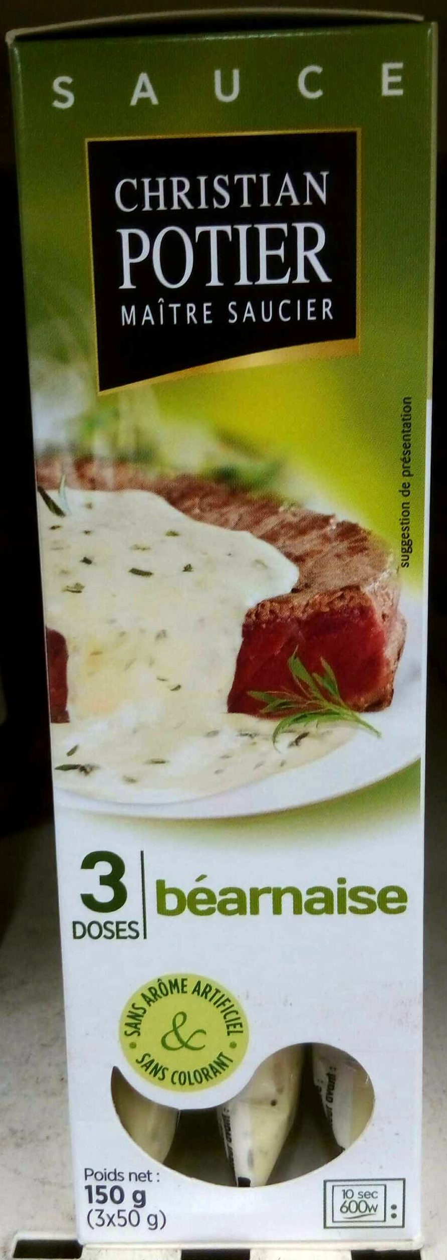 Sauce Béarnaise - Produit