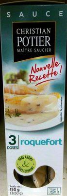 L'authentique Sauce n°4 roquefort - Produit - fr