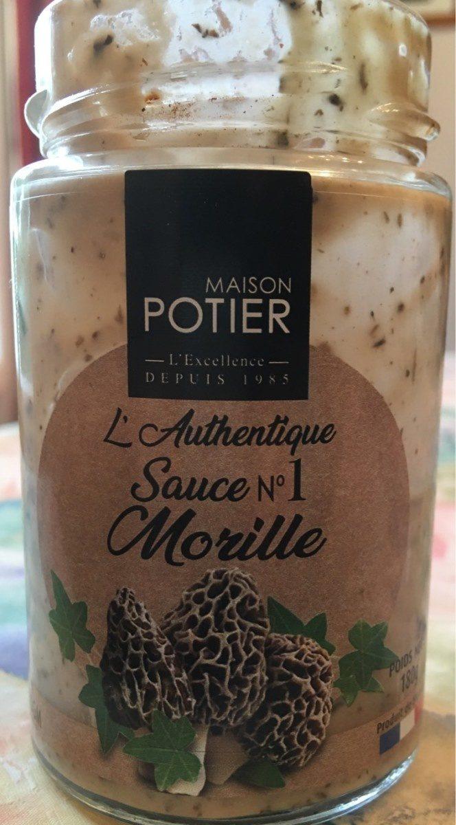 Sauce Morilles - Produit - fr