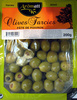 Olives farcies pâte de poivron Arômatt - Produit