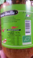 Soupe de poissons Bio - Product