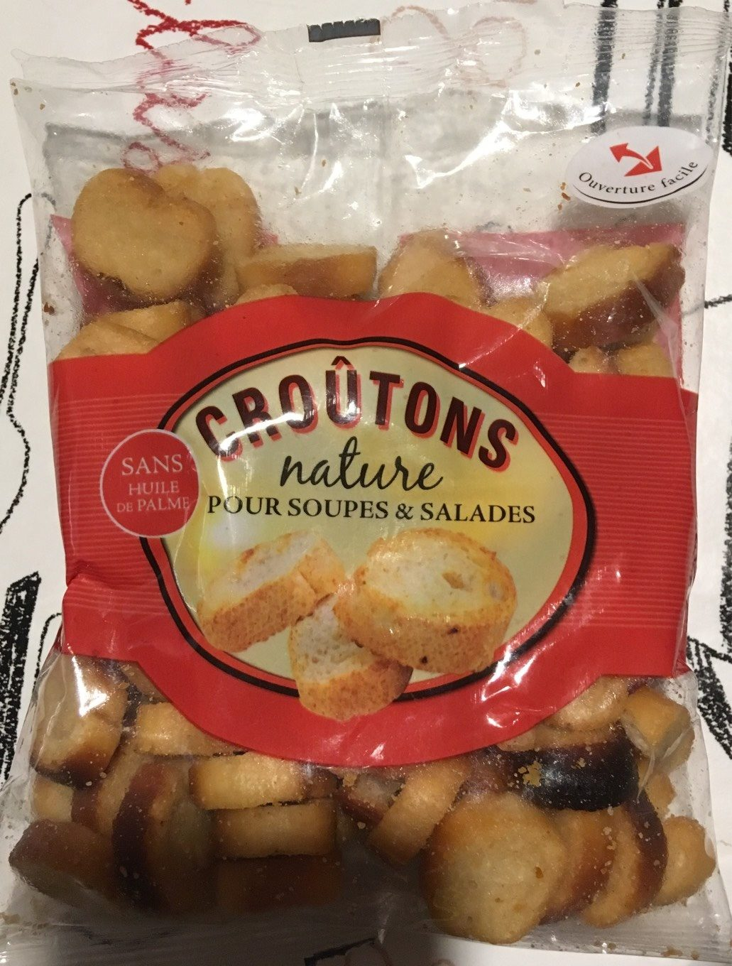 Croutons nature - Product
