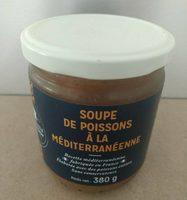 Soupe de poisson à la Méditerranéenne - Produit - fr