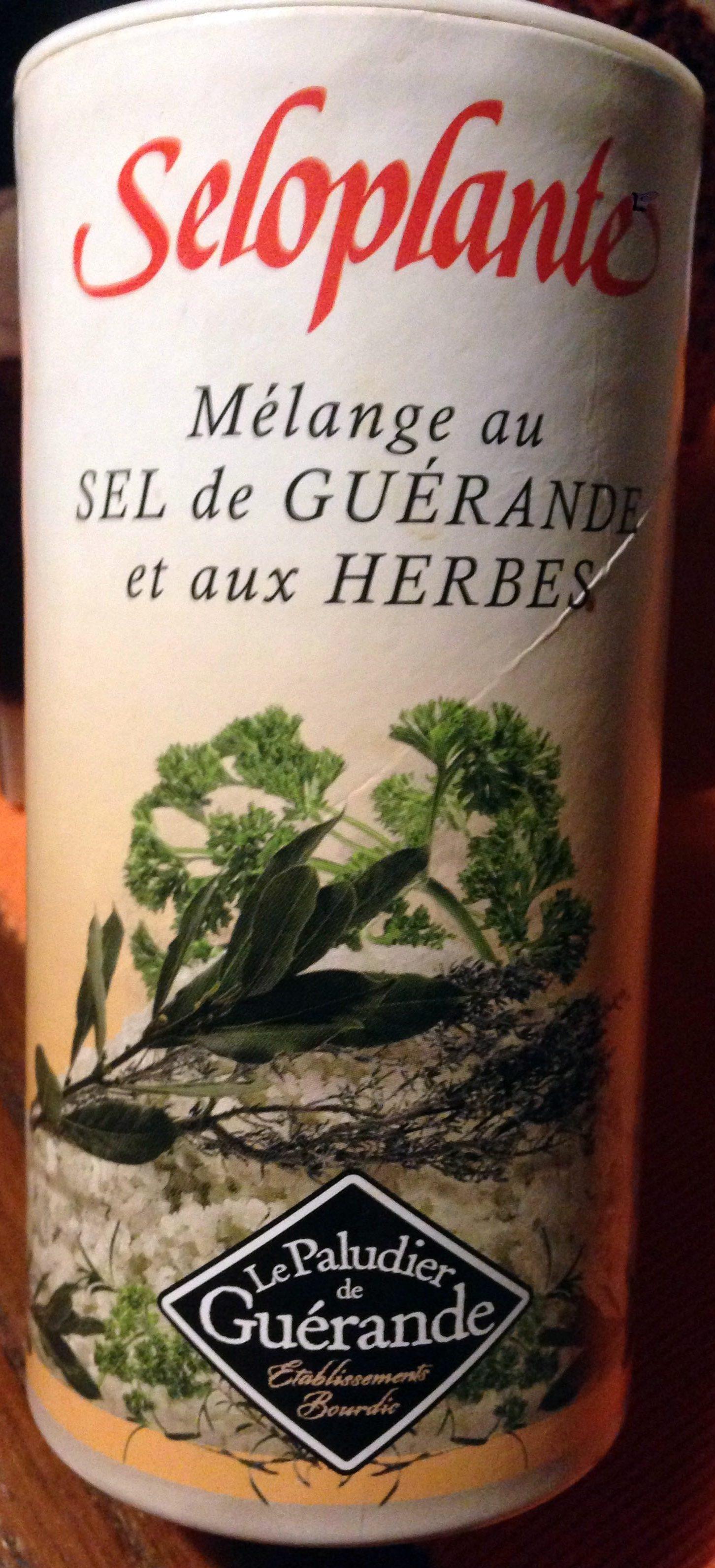 250G Seloplante Aux Herbes - Produit