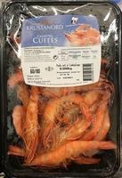 Crevettes cuites - Produit - fr
