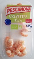 Crevettes bio - Product - fr