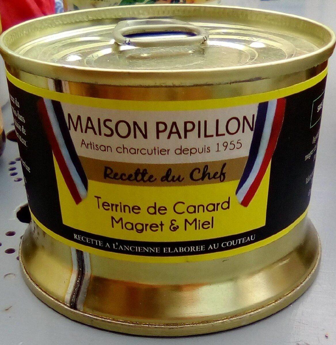 Terrine De Magret De Canard Au Miel - Produit - fr