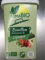 Bouillon de legumes - Produit