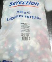 Légumes Surgelés - Produit - fr