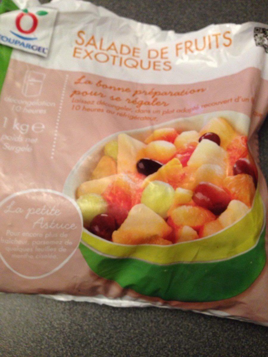 Salade de fruits exotiques - Produit - fr