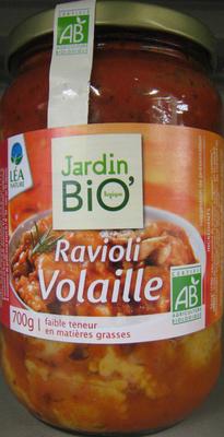Ravioli Volaille - Product
