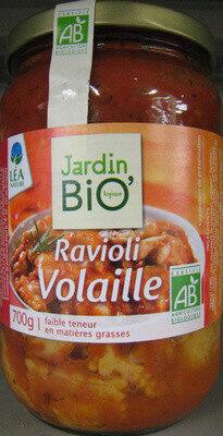 Ravioli Volaille - Produit - fr