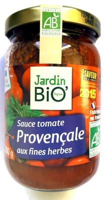 Sauce tomate Provencale aux fines herbes - Produit