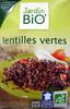 Lentilles vertes Bio - Product